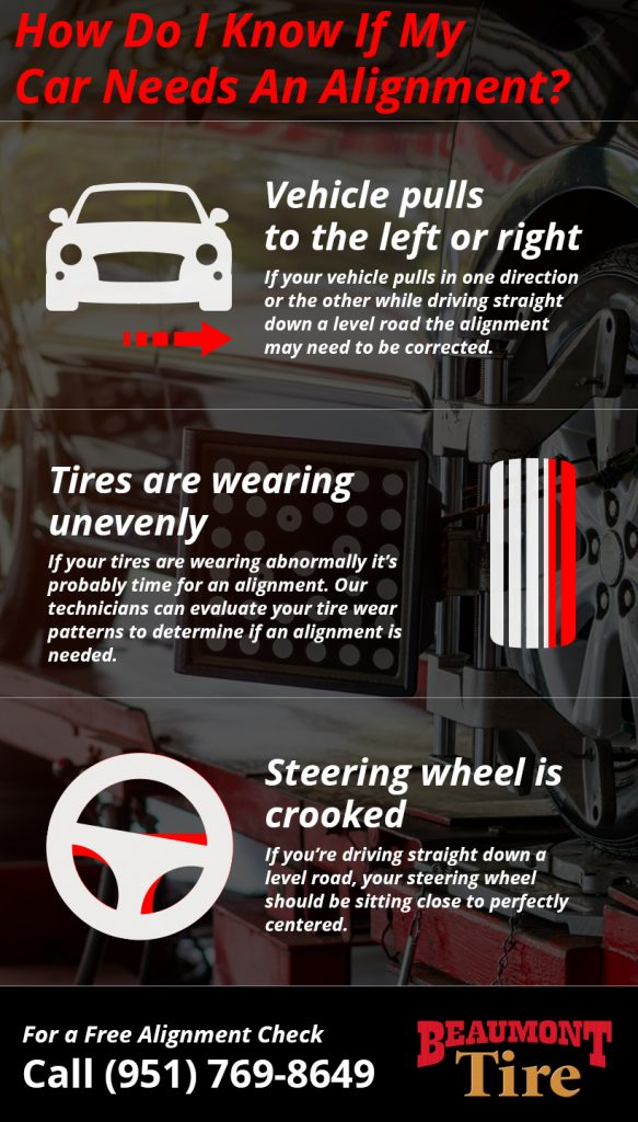 Does your vehicle need an alignment